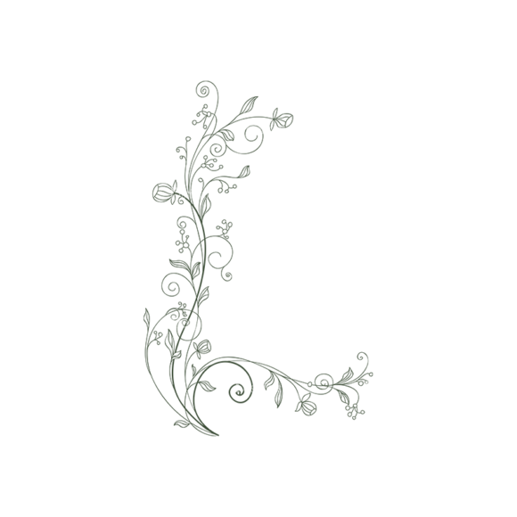 Floral Vector 98 5 floral vector 98 5 preview