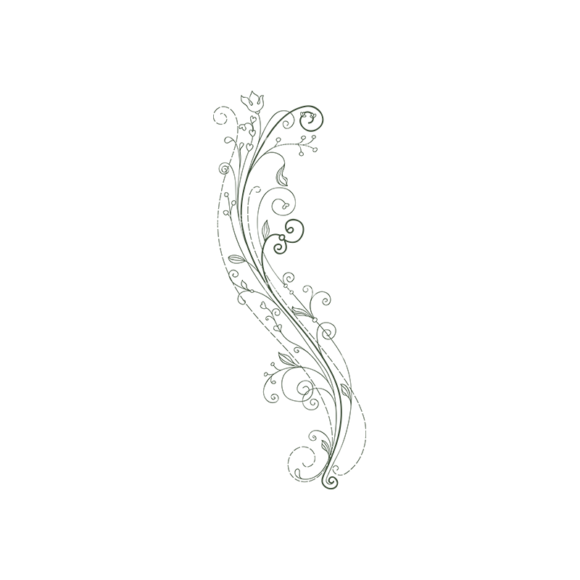 Floral Vector 98 9 5