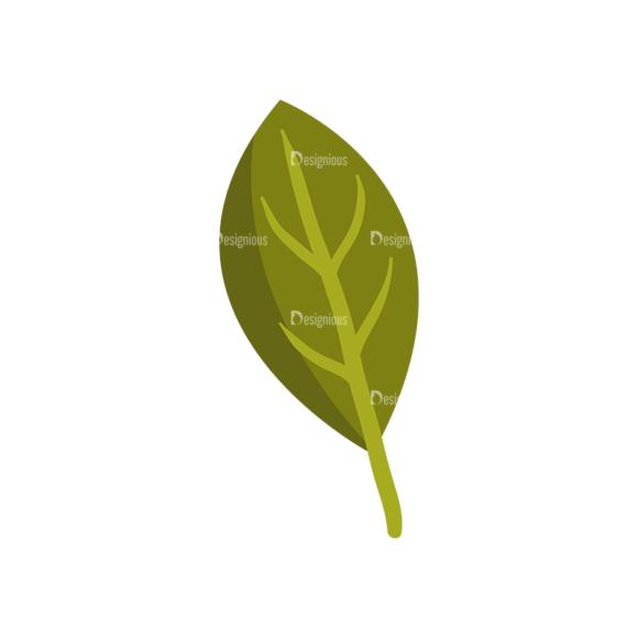Forest Vector Set 1 Vector Leaf 09 1