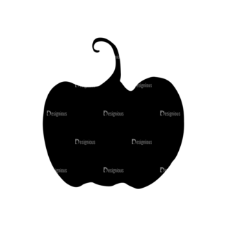 Halloween Vector Elements Set 2 Vector Pumpkin Clip Art - SVG & PNG vector
