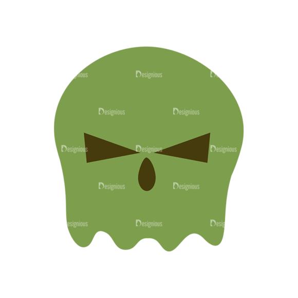 Halloween Vector Set 11 Vector Skull 05 5