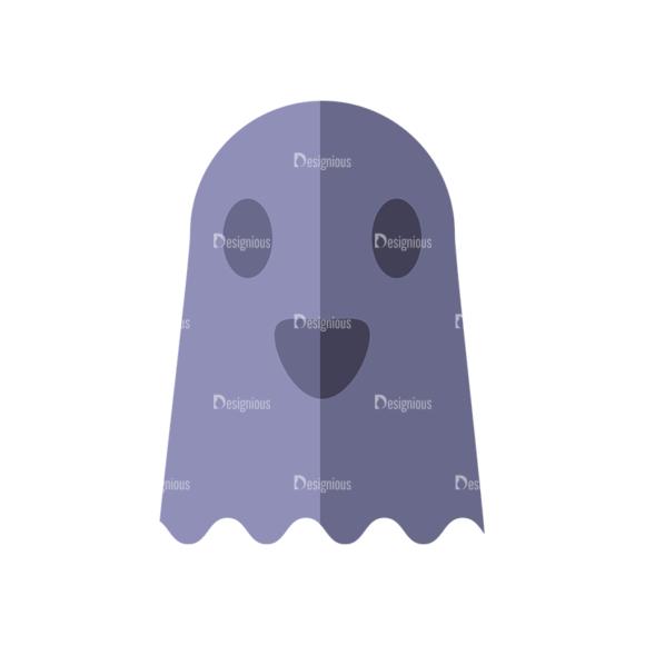 Halloween Vector Set 9 Vector Ghost 5