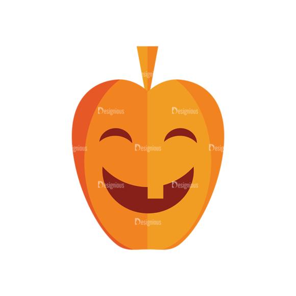 Halloween Vector Set 9 Vector Pumpkin 04 halloween vector set 9 vector pumpkin 04