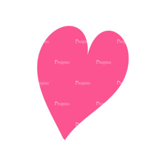 Home Sweet Home Vector Set 1 Vector Heart 13 Clip Art - SVG & PNG vector