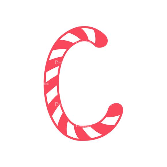 Illustrated Xmas Typography Vector C illustrated xmas typography vector C