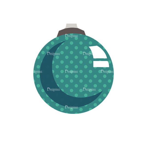 Illustrated Xmas Typography Vector O 1