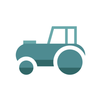 Industrial Vector Set 2 Vector Truck 12 Clip Art - SVG & PNG vector