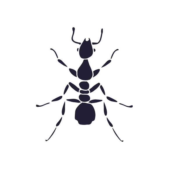 Insectinsects Vector Elements 2S 6 Vector Ant insectinsects vector elements set 2s set 6 vector ant