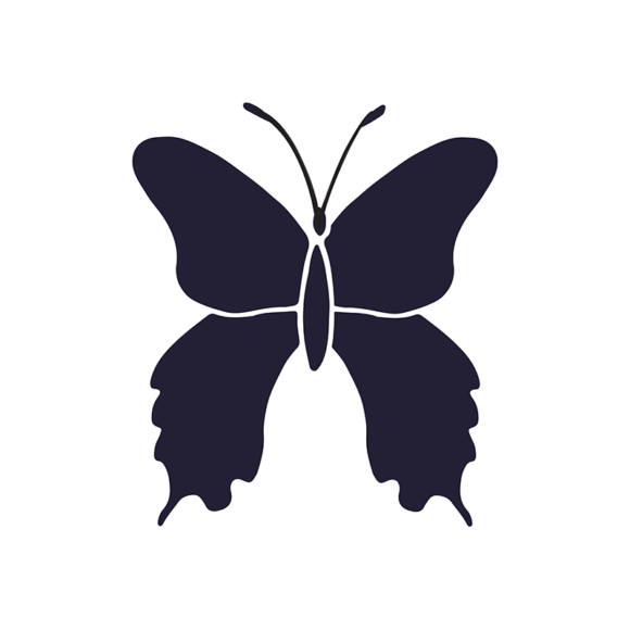 Insectinsects Vector Elements 2S 6 Vector Butterfly 04 3
