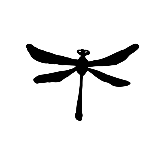 Insects 6 Vector Dragonfly 01 1