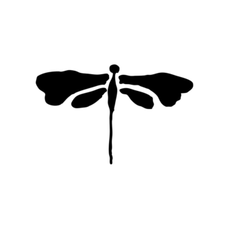 Insects 6 Vector Dragonfly 03 Clip Art - SVG & PNG vector