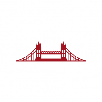 London Vector Bridge Clip Art - SVG & PNG vector