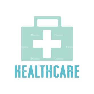 Medical Elements Vector Logo 04 Clip Art - SVG & PNG vector
