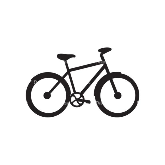 Metro Bicycle Shop Icons 1 Vector Bike 03 1