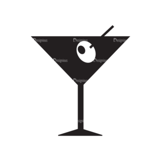 Metro Drinks Icons 1 Vector Drinks 05 Clip Art - SVG & PNG vector