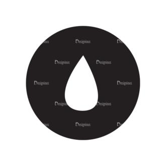 Metro Environment Set 1 Vector Drop Clip Art - SVG & PNG vector