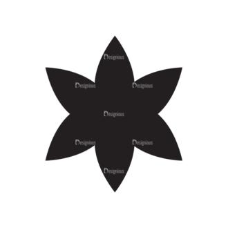 Metro Environment Set 1 Vector Leaf 03 Clip Art - SVG & PNG leaf