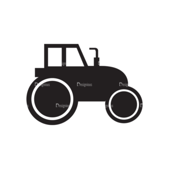 Metro Farming Icons 1 Vector Truck Clip Art - SVG & PNG vector