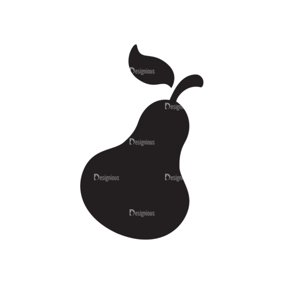Metro Farming Icons 2 Vector Pears 1