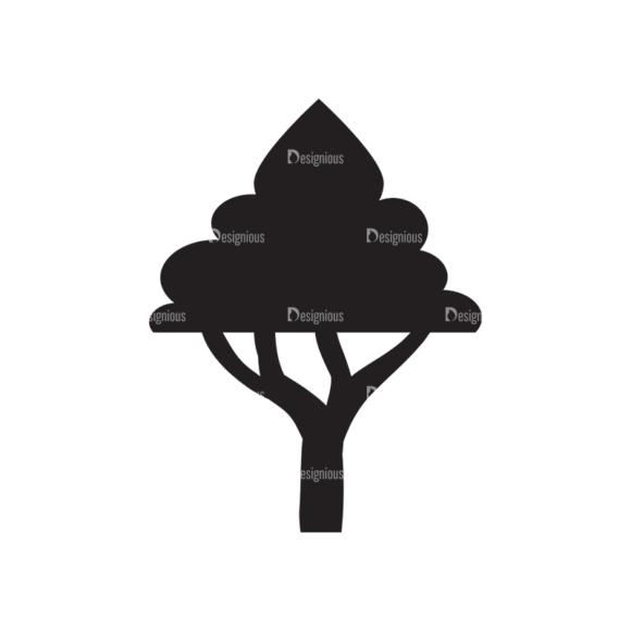 Metro Farming Icons 2 Vector Tree 04 1