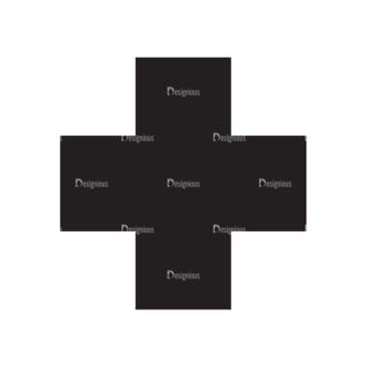 Metro Medical Icons 1 Vector Cross Clip Art - SVG & PNG vector