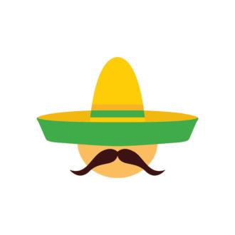 Mexico City Vector 02 Clip Art - SVG & PNG city