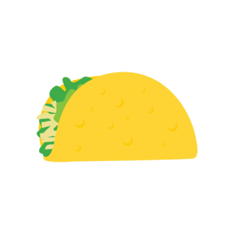 Mexico City Vector Tacos Clip Art - SVG & PNG city