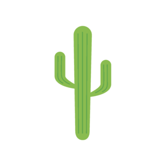 Mexico City Vector Cactus Clip Art - SVG & PNG city