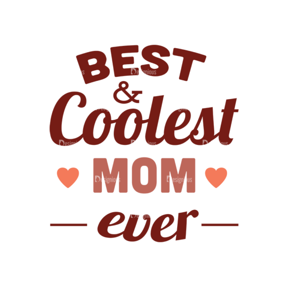 Mother'S Day Typographic Elements Vector Text 07 mothers day typographic elements vector text 07