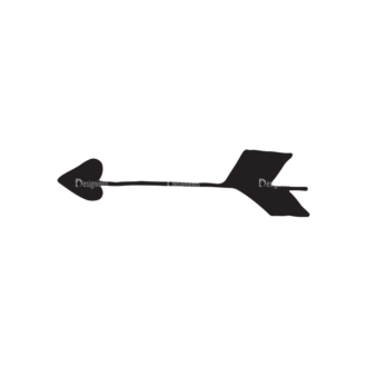 Mother'S Day Vector Elements Set 1 Vector Arrow Clip Art - SVG & PNG vector
