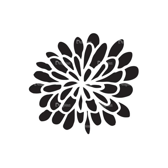 Mother'S Day Vector Elements Set 1 Vector Flower 02 5
