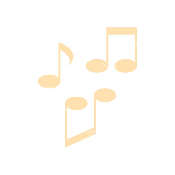 Music Logos Vector 2 Vector Notes 1