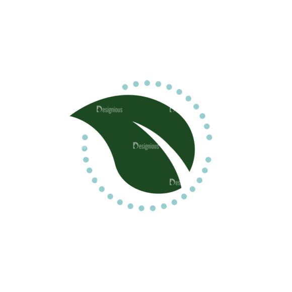 Nature Elements Vector Logo 06 1