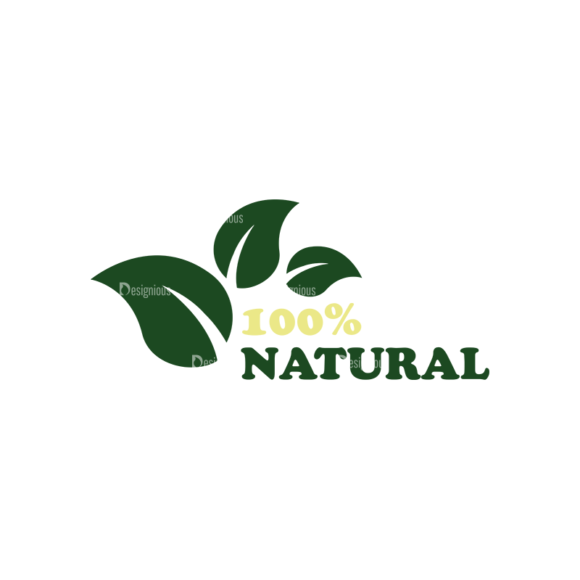 Nature Elements Vector Logo 07 1