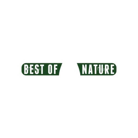 Nature Elements Vector Logo 11 1