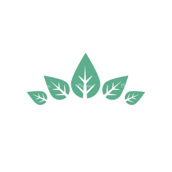 Nature Elements Vector Logo 12 1