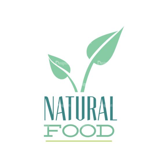 Nature Health And Organic Icons Set 2 Vector Logo 01 1