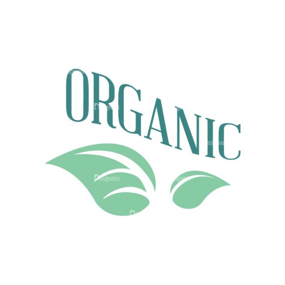 Nature Health And Organic Icons Set 2 Vector Logo 03 1