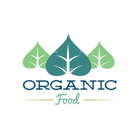 Nature Health And Organic Icons Set 2 Vector Logo 04 1