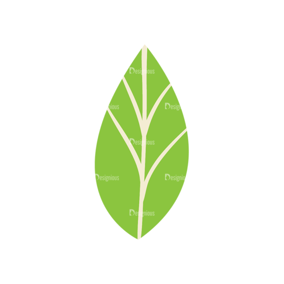 Nature Vector Set 2 Vector Leaves 08 1