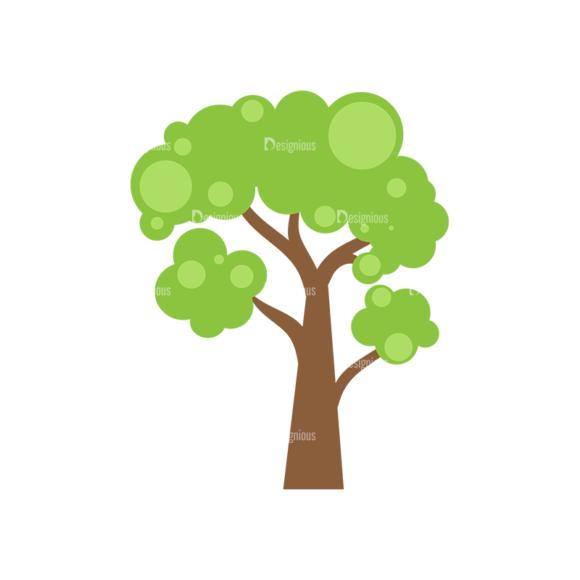 Nature Vector Set 2 Vector Tree 03 1