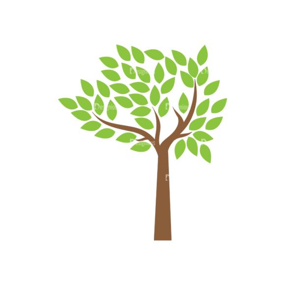 Nature Vector Set 2 Vector Tree 10 1