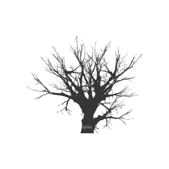 Normal Trees Vector 1 10 1