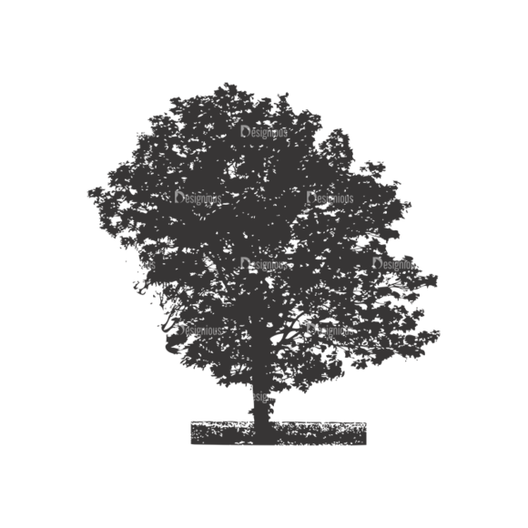 Normal Trees Vector 1 13 1