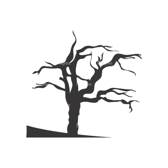 Normal Trees Vector 1 15 1