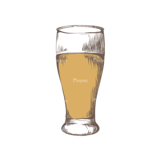 Oktoberfest Set 2 Vector Beer 03 Clip Art - SVG & PNG vector