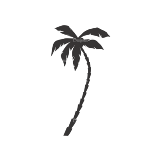 Palm Trees Vector 3 15 Clip Art - SVG & PNG palm