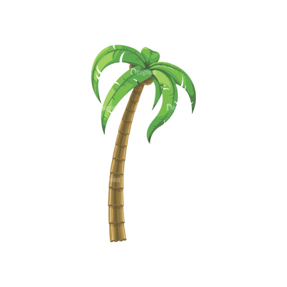 Palm Trees Vector 4 9 1