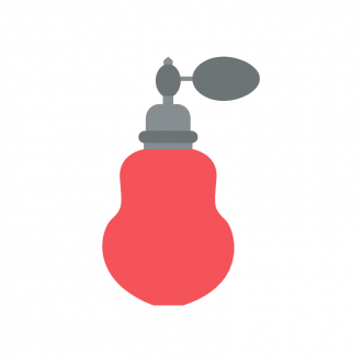 Paris Vector Perfume Clip Art - SVG & PNG vector