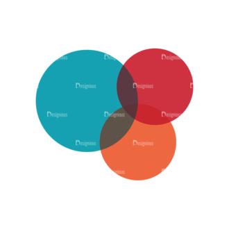 Party Music Instruments Vector Set 1 Vector Circle Clip Art - SVG & PNG vector